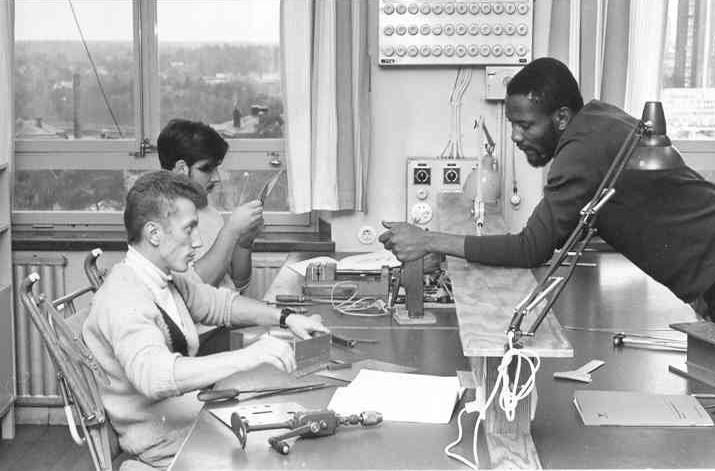 Radio-TV 1970-talet.