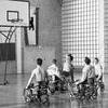 Basketturnering i Berlin 1962.