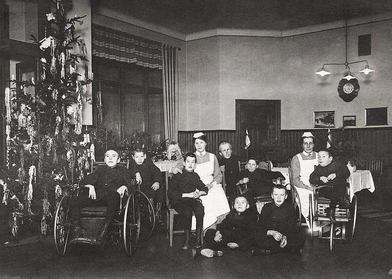 Nedre Botten 1918, avd. 6 o 7.
