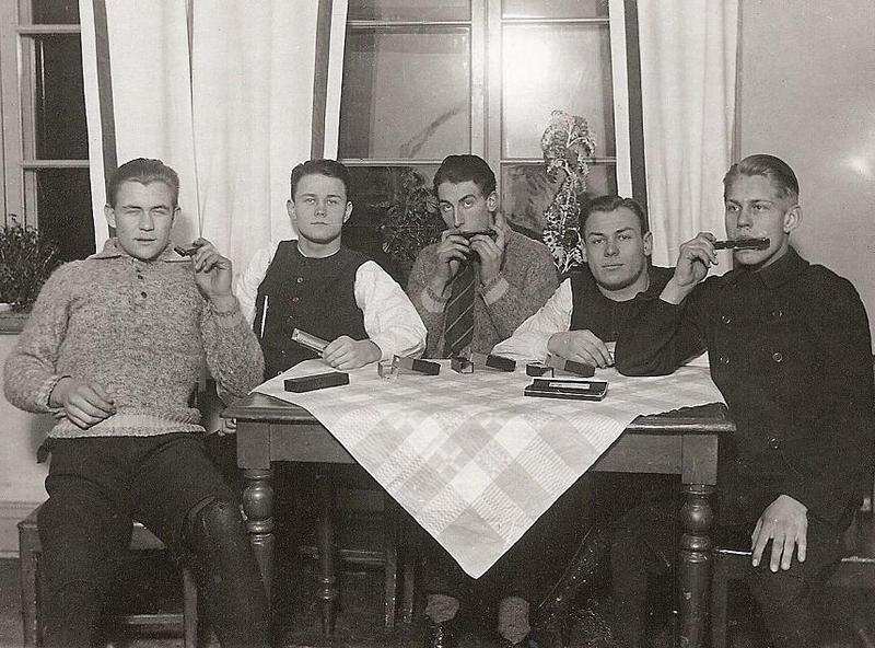Munspelsorkestern 1927.