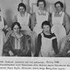 Personal på sjukavd. ca. 1930.