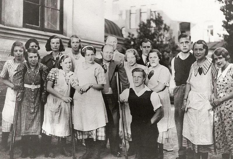 Sångkören 1937.