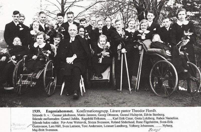 Konfirmander 1939.