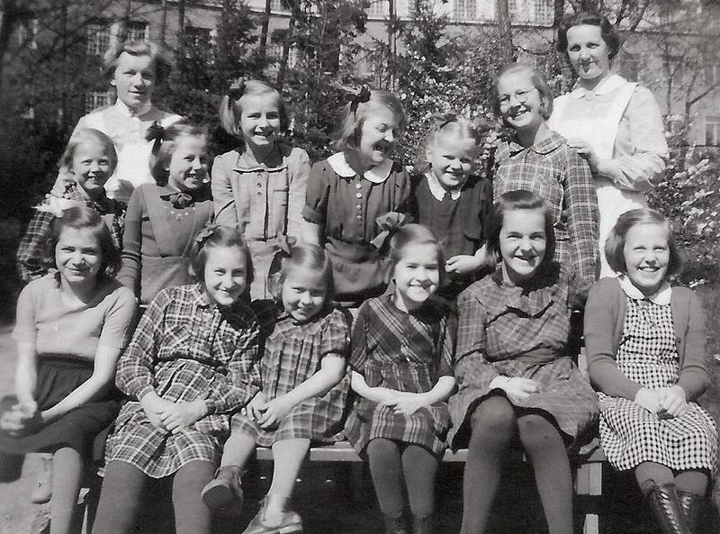 Avdelning 11 år 1946.