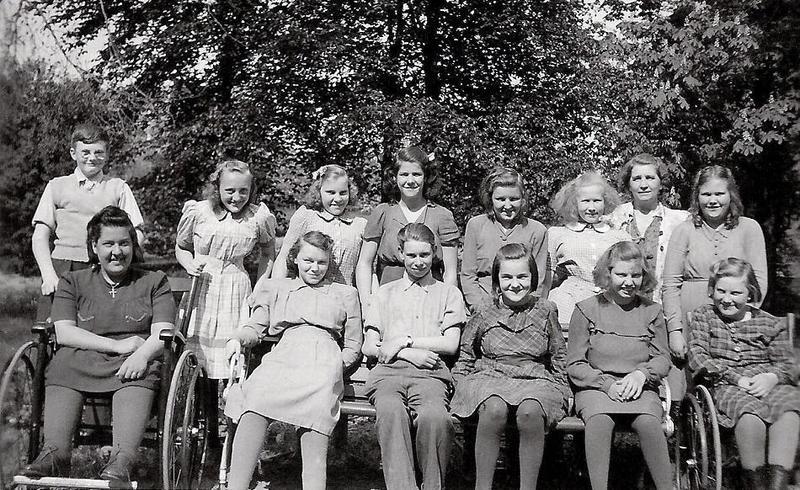 Slöjdgruppen 1946.