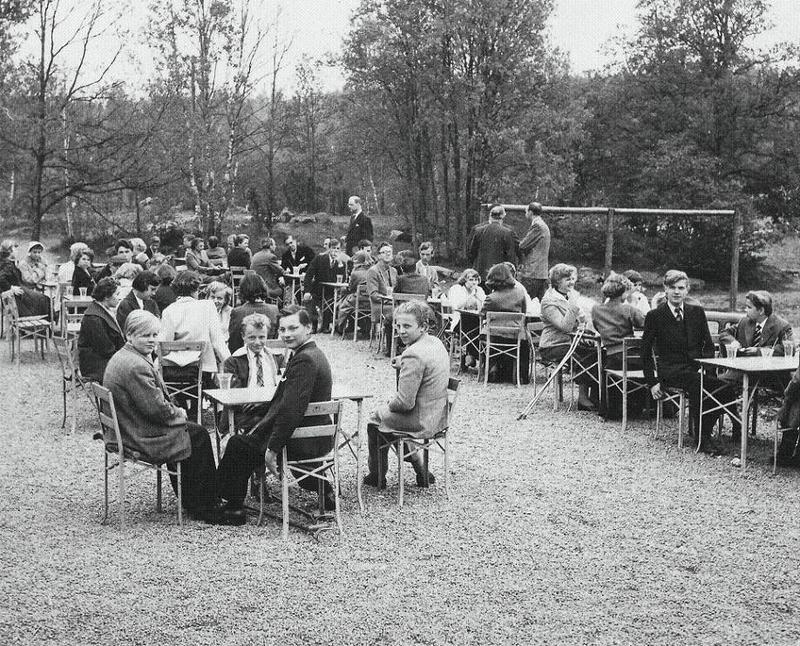 Utflykt med Lions 1956.