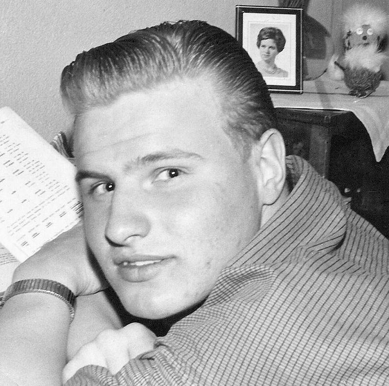 Lars Lenell examen 1962.