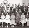 Avslutning yrkesskolan 1963.