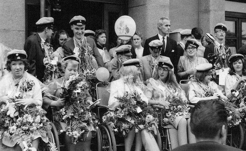 Realexamen 1963.