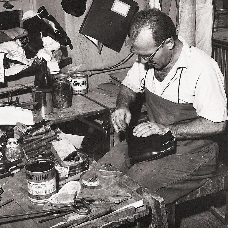 Skomakeri (1967).
