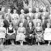 Avslutning yrkesskolan 1959.