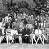 Avslutning yrkesskolan 1965.