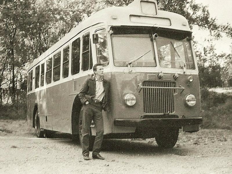 Norrbackas buss.