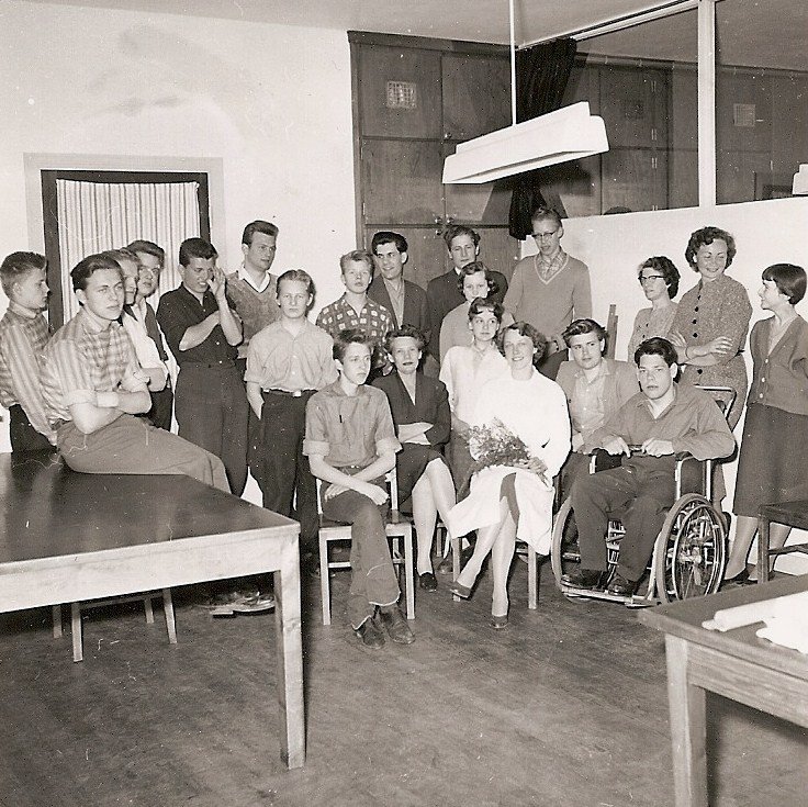 Hygienkurs 1957.