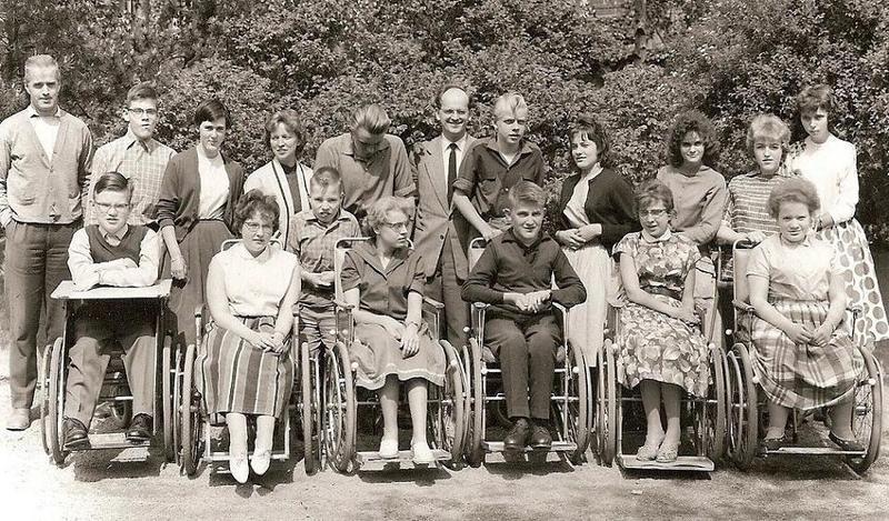 Klass 2:4 läsåret 1958-59.