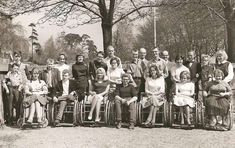 Klass 3:4 läsåret 1961-62.