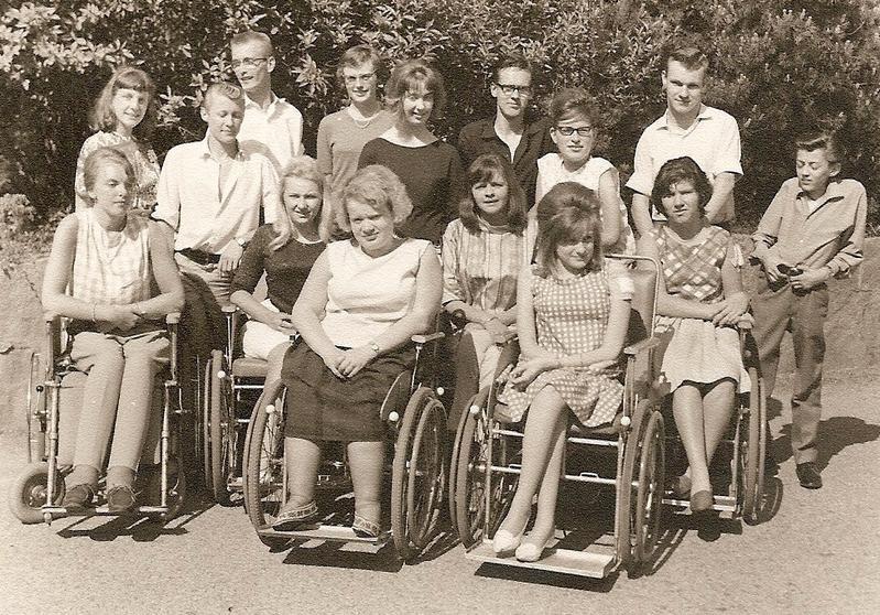 Klass 4:4 läsåret 1962-63.