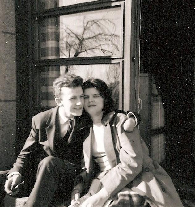 Lars Landgren och Anita Norrby.