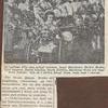 Realexamen 1949 tidningsurklipp.
