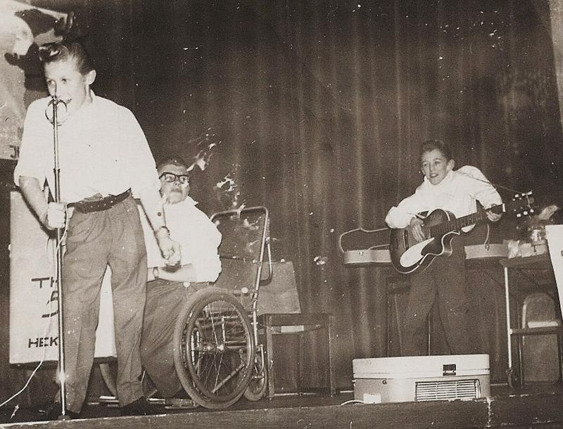 Julfest 1960.