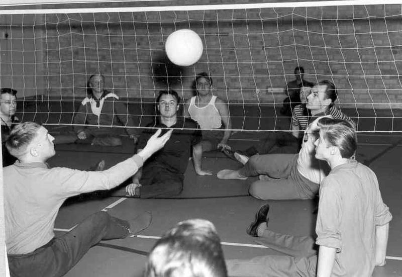 Norrbacka i final mot Nacka 1964.