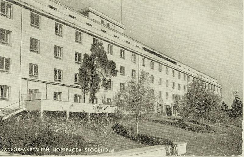 Vykort stämplat 9/9 1948.