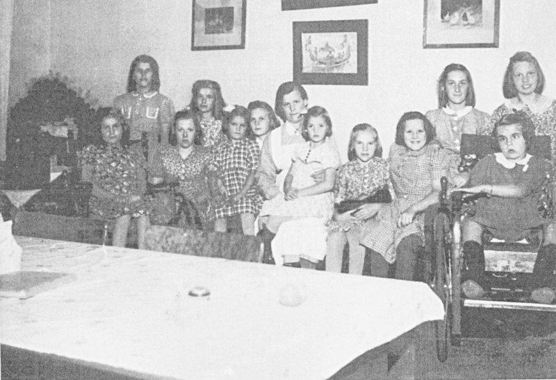 Avdelning 8, tidigt 1940-tal