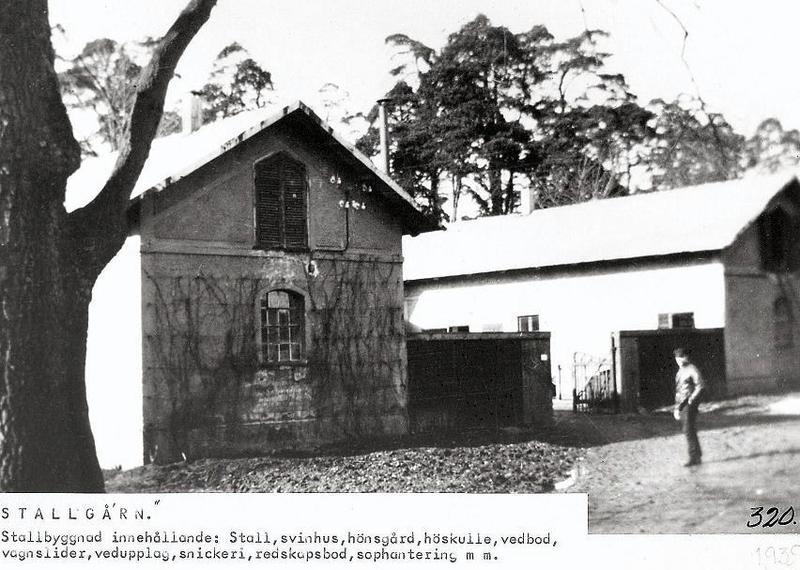 Stallgårn 1939.