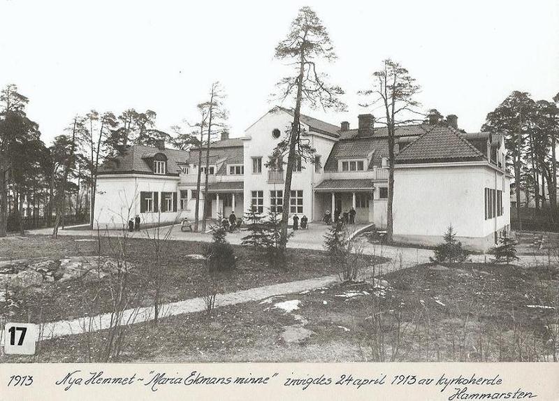 Nya Hemmet 1913.
