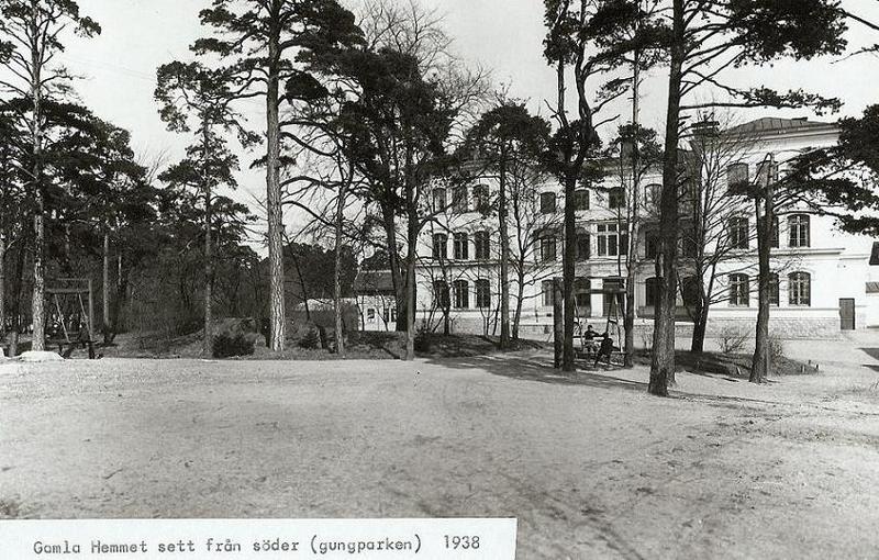 Gamla Hemmet 1938.
