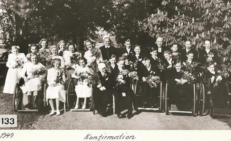 Konfirmander 1949.