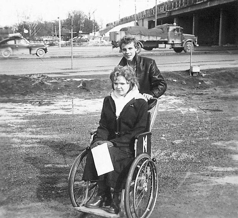 Eva Hedhult och Kurt Haglund.