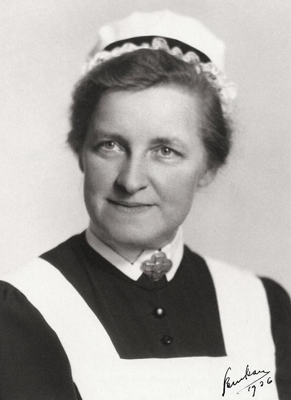 Greta Björklund.