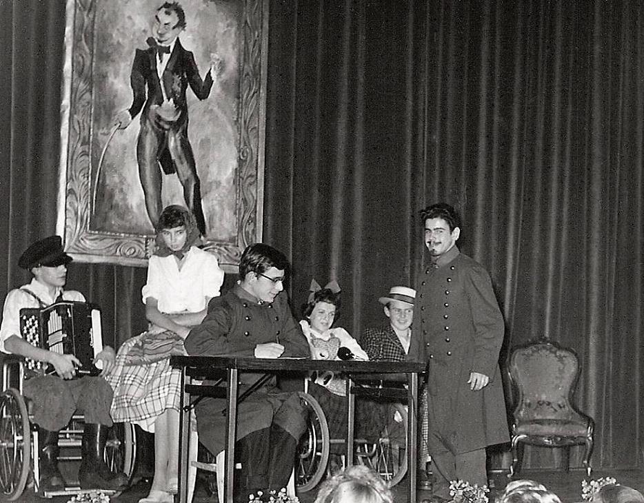 Höstfest 1958.