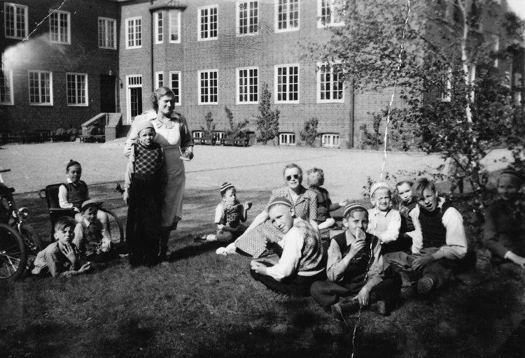 I gröngräset 1949