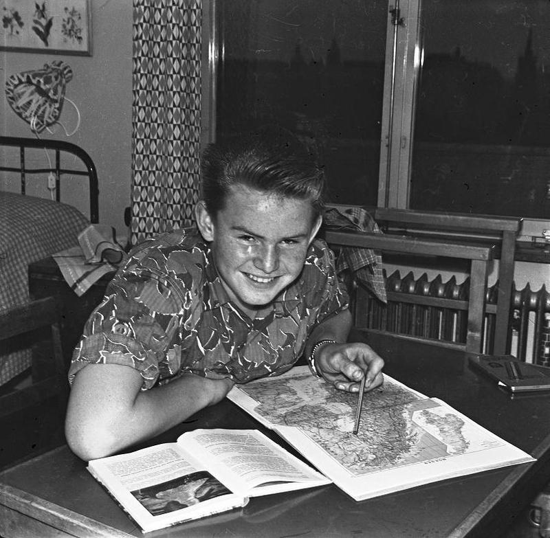 Kem Thapper examen 1961.