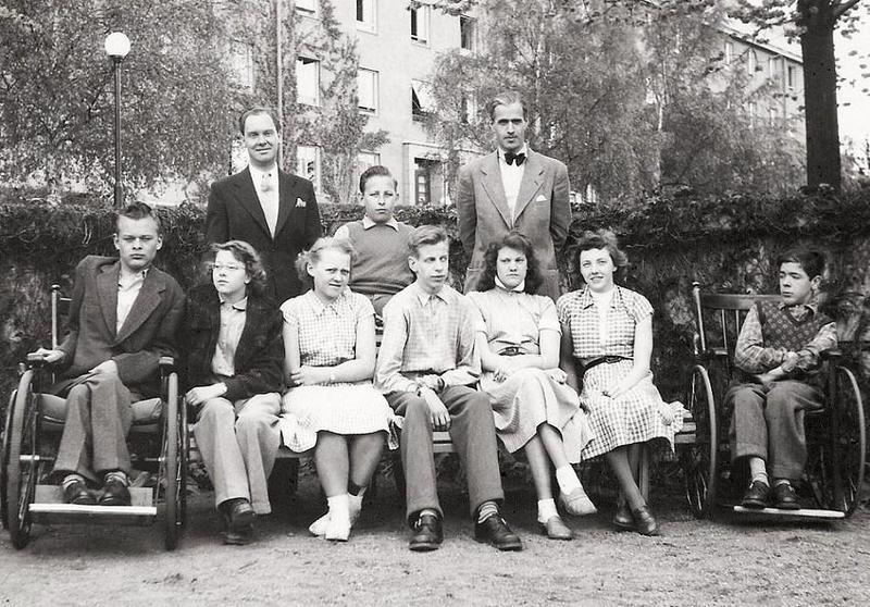 Klass 2:4 läsåret 1951-52.