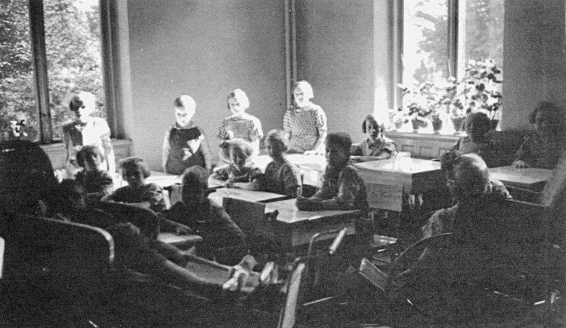 Klass 2 år 1938