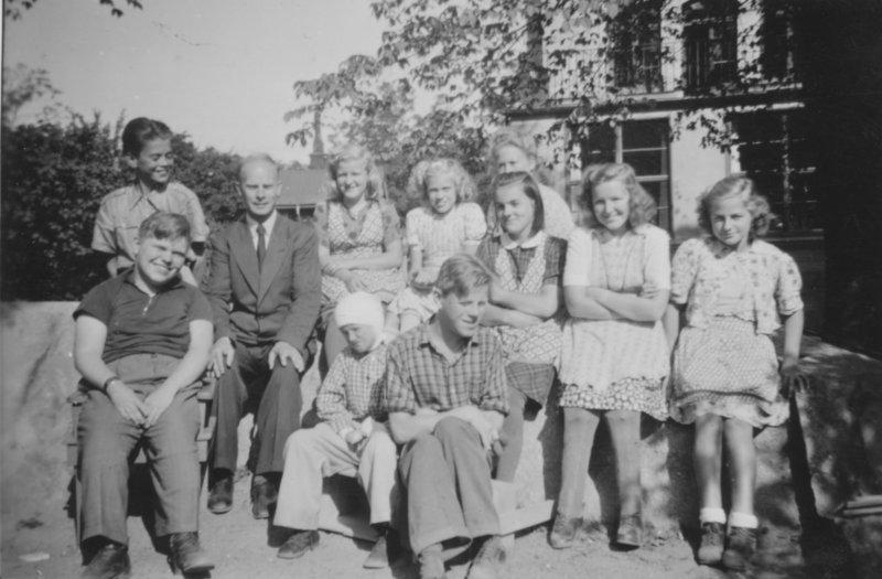 Klass 7 år 1949