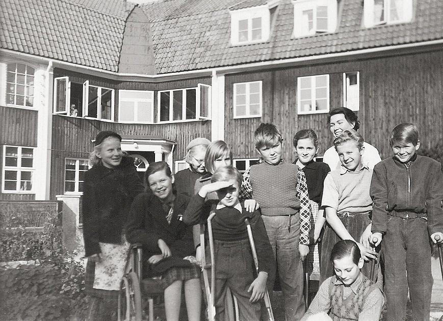 Klassfoto 1953-54.