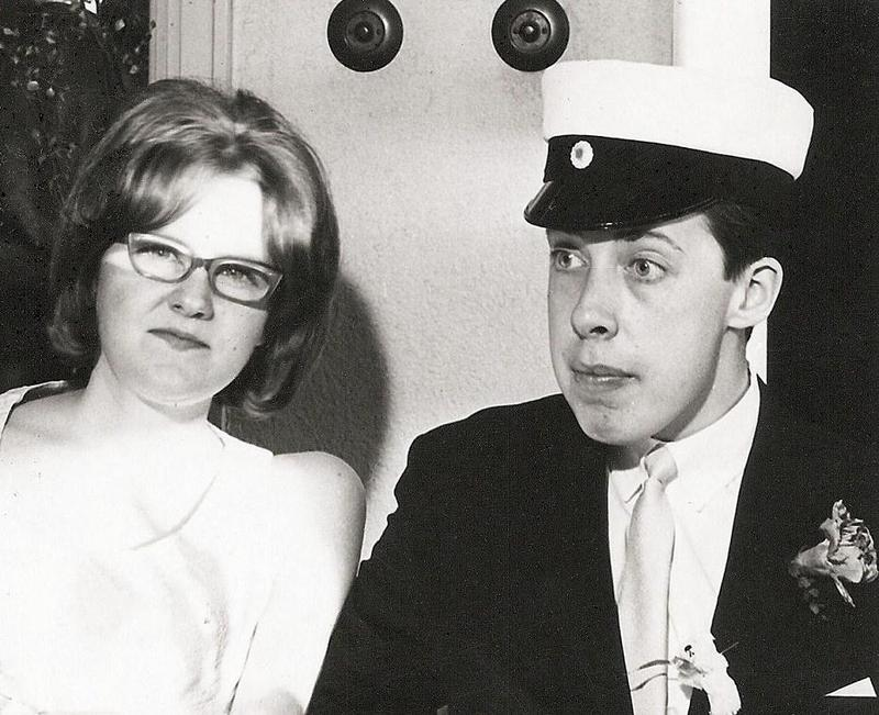 Lennart Bosrup student 1967.
