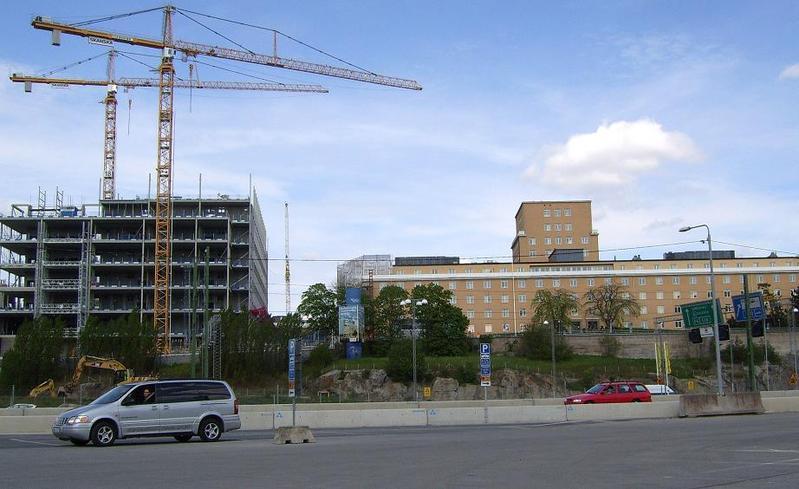 KS-bygget maj 2012.
