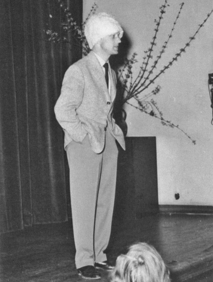 Karl-Axel Elfving 1957.