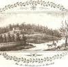 Norrbacka Säteri vid Nortull 1692.