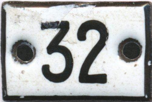 Nummer 32
