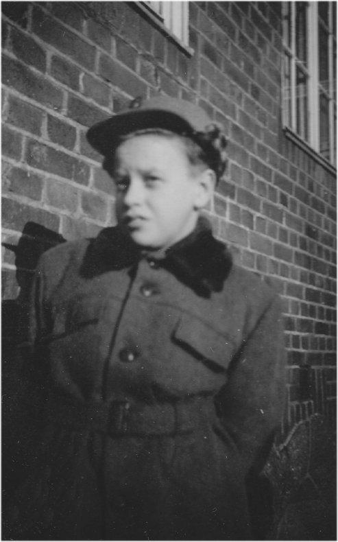 Stig Svensson från Ruda 1952